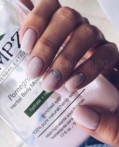 Installation of acrylic or gel nails - My Nails Nude Nails, Coffin Nails, Acrylic Nails, Gel Nails, Nail Art Designs, Nagel Blog, Nail Inspo, Jamberry, Wedding Nails