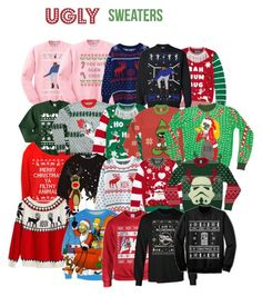 Kim Jong Ugly Christmas Sweater | Ugliest christmas sweaters