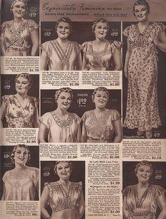 Spring and Summer 1940 Lane Bryant Vintage Advertisements, Vintage Ads, Vintage Dresses, Vintage Outfits, Mini Dresses, Plus Size Clothing Catalogs, 1940s Fashion, Vintage Fashion, Fancy Dress Jumpsuit