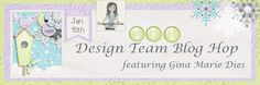 Get Your Gina Marie Designs Die!   Hello our Crafty Friends Lots is happening and going on this month over at Scrapping for Less! We debuted ALTENEW last weekend! Didn't you just love all the creations? I sure am one blessed woman to have such a talented design team. I absolutely loved everyone's projects. There are lots of Altenew items you can purchase...ranging from some holiday (Christmas) sets to florals to line images! Head on over and check them out! Not only are we showcasing…