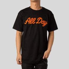 All Day Tee in Black
