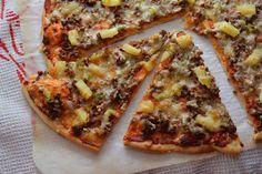 Skorpionin keittiössä: Määränpäänä ohuempi pizzapohja