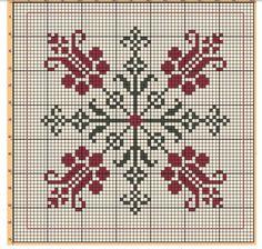 Biscornu Cross Stitch, Cross Stitch Love, Cross Stitch Alphabet, Cross Stitch Flowers, Cross Stitch Charts, Cross Stitch Designs, Cross Stitch Embroidery, Embroidery Patterns, Cross Stitch Patterns