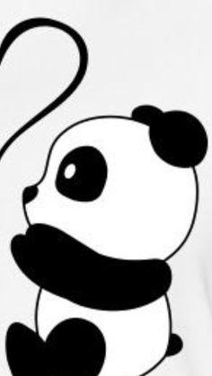 Best Friend Wallpaper, Couple Wallpaper, Galaxy Wallpaper, Wallpaper Backgrounds, Iphone Wallpaper, Panda Wallpapers, Cute Wallpapers, Bff, Panda Background