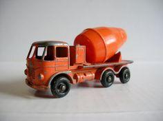Vintage 1960s Toy Truck Lesney Matchbox