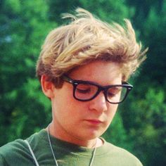 Teddy DuChamp played by Corey Feldman. I only liked him when he was in Stand By Me
