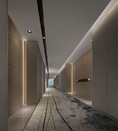 Bore 17 Best Ideas About Elevator Lobby Design On, Unique Ideal Height Corridor Hotel Lobby Design, Elevator Lobby Design, Hotel Hallway, Hotel Corridor, Flur Design, Hall Design, Commercial Interior Design, Commercial Interiors, Corridor Lighting