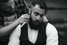 Beard trimming can be a very difficult task. One false move and you can lose months of growth. Follow these steps to trim your beard like a master barber.