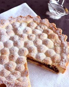 The Scientific Scief: Wild Cherry & Amaretti Tart: a Recipe Is a Treasure Tart Recipes, My Recipes, Sweet Recipes, Cooking Recipes, Favorite Recipes, No Bake Desserts, Just Desserts, Delicious Desserts, Dessert Recipes