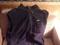 Vintage Wyoming Wear Womens Fleece Jacket s Purple USA | eBay