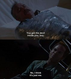 Mostra pra ele, Dexter