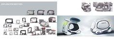 Volvo BeeHive Concept Design Panel