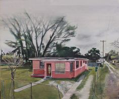 Pink House, 2013