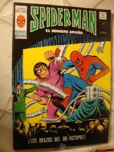VERTICE MARVEL MUNDI COMIC SPIDERMAN SPIDER-MAN VOL.3 Nº 40 - RQ MUY BUEN ESTADO
