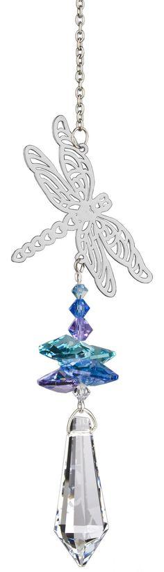 Crystal Fantasy - Dragonfly