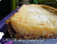 "La fameuse ""Crack Pie"" du Momofuku Milk Bar [recipe in French]"