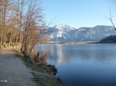 Lago DI Levico (popular swimming area) - Levico Terme