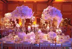 Gold & Pink wedding theme