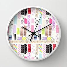 Make looking at the clock a lot more interesting.