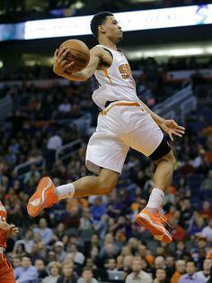 "Devin Booker Phoenix Suns Michael Jordan Mars /""It/'s Gotta be the Shoes/""   Poster"