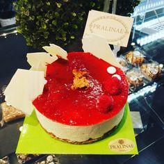 Della serie #dubbiplatonici n°1: #cheesecake al lampone?