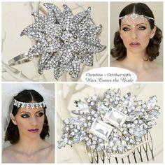 Gothic Wedding Inspiration Board ~ #bride #bridal #wedding #bridalhairaccessories #weddinghairaccessories #gothicbride #gothbride