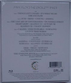 Pink Floyd The Endless River 0825646213344 CD & DVD 5.1 mix Pink Floyd  The Endl
