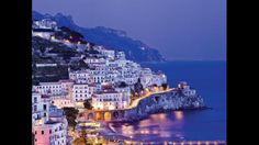 Night time in Amalfi