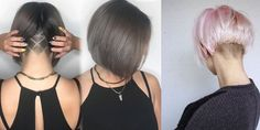 Amazing Bobs with Undercuts!