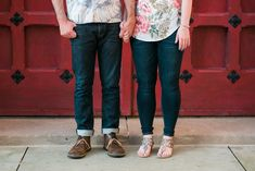 Most important thing - be yourself.  #engagement #photography #hawaiianshirt #pittsburgh