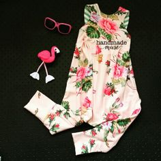 Alley Cat Romper. Lil Luxe collection. HandmadeMuse. Custom orders welcome