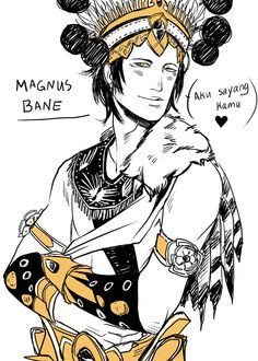 Magnus Bane, The Bane Chronicles