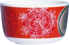 Marimekko Rati Riti Ralla Bowl  | Crate and Barrel