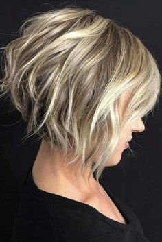 The portfolio of the best short haircuts for round faces Trend Bob Fr . - The portfolio of the best short haircuts for round faces Trend bob hairstyles 2019 – – th - Short Hair Cuts For Round Faces, Round Face Haircuts, Short Hair Styles Easy, Best Short Haircuts, Short Cuts, Angled Bob Haircuts, Easy Hairstyles For Medium Hair, Layered Bob Hairstyles, Hairstyles Haircuts