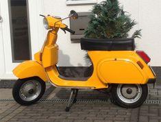 Vespa Pk 50 S, Vespa Smallframe, European Motorcycles, Vespa Ape, Fiat 500, Toys For Boys, 50th, Retro Vintage, Bike