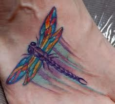 Dragonfly Tattoos And Dragonfly Tattoo Meanings; Beautiful Dragonfly Tattoo Ideas And Designs