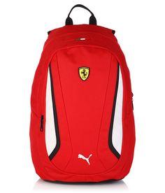 aab82e705 Pomes, Ferrari, Mochila Estilingue, Malas De Viagem, Esportivo, Mochilas  Esportivas,