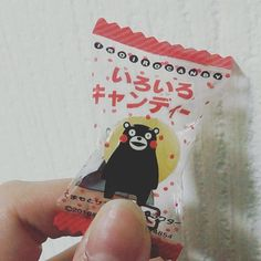 #candy#lemon#yellow#kumamon#bear#character#yummy#사탕#레몬#황색#곰#캐릭터#맛나다#달콤한 by _____sera.25