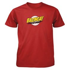 Bazinga!! All of our incredibly soft youth shirts are made of 100% combed cotton. The sport grey t-shirt is made of 90% combed cotton and 10% polyester. Every t-shirt is custom made within 2-3 business days of completed payment.