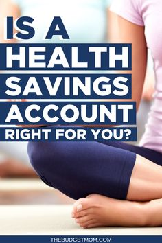 Health Savings Account are becoming a popular option to cover health insurance needs. Find out if an HSA is a right choice for you. Saving Money Quotes, Money Saving Tips, Money Tips, Health Savings Account, Paying Off Credit Cards, Money Plan, Budgeting Worksheets, Budgeting Finances, Money Management