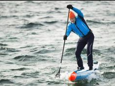 Larry Cain: Midlife in the Fast Lane – Atlantic Paddler Sup Racing, Paddle, Stand Up, Larry, Surfing, Board, Outdoor, Outdoors, Get Back Up