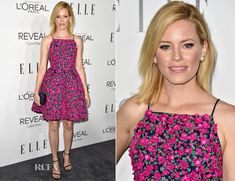 Elizabeth Banks In Michael Kors – Elle's 21st Annual Women In Hollywood Celebration