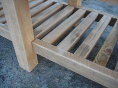 Custom Cypress Wood Kitchen Island Work Table image 5