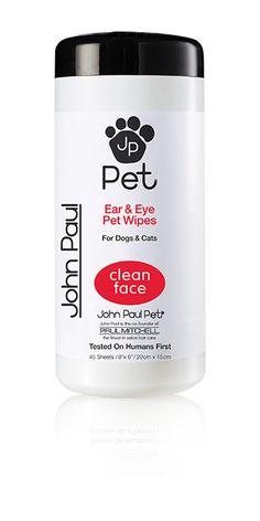 JP Pet EAR & EYE PET WIPES ⋆ Binchen'S