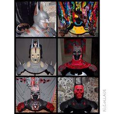 Instagram media by lizgil7 - Batman a través de la creatividad mexicana #Batman #batman75mx #museo #mumedi #museum #MakeAWish #warner #dccomics #lizgil