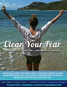 Clear Your Fear