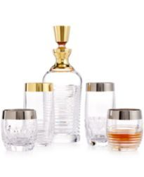 Waterford Mixology Mad Men Collection
