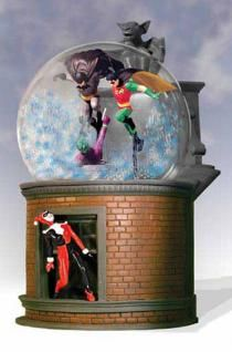 Batman Snow Globe
