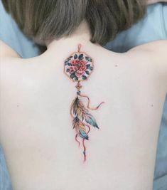 flower tattoo , back tattoo, floral tattoo ideas , tattoo design ,unique tattoo, woman tattoo, female tattoo, tattoo art , tattoo placement, ink tattoo , tattoo design for woman , meaningful tattoo, tattoo ideas, Summer tattoo design , girl tattoo Girl Flower Tattoos, Baby Tattoos, Mini Tattoos, Body Art Tattoos, Pretty Tattoos, Cute Tattoos, Beautiful Tattoos, Tatoos, Tattoos For Women