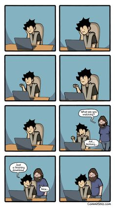 Hypnotic | CommitStrip - Blog relating the daily life of web agencies developers
